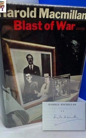 The Blast of War (1939-45) (SIGNED)