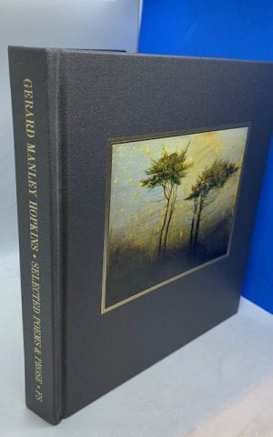 Gerard Manley Hopkins: Selected Poems and Prose