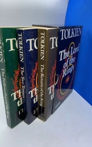 The Lord of the Rings (paperback boxed set)