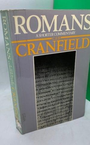 Romans, a shorter commentary