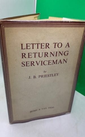 Letter to a Returning Serviceman