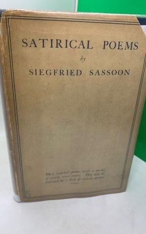 Satirical Poems (Sassoon)
