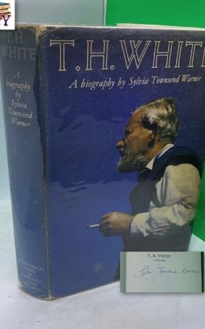 T. H. White, a biography (SIGNED)