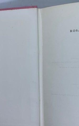 Rosa (of the Cavendish Hotel)