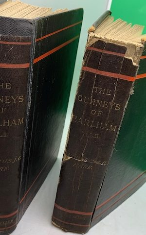 The Gurneys of Earlham (2 volumes)