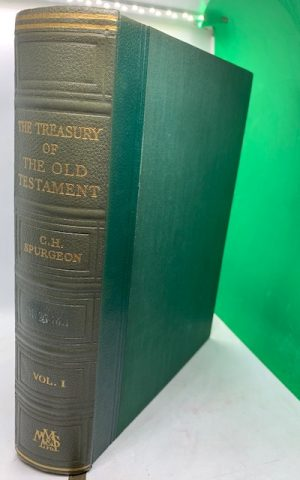 The Treasury of the Old Testament (4 vols)