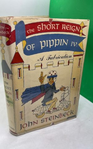 The Short Reign of Pippin IV, a fabrication
