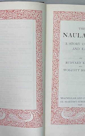 The Naulahka, Tales of the West and East